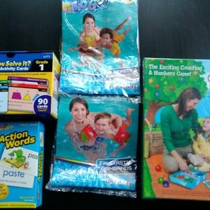 For Boy or Girl - Kids Play and Learn Bundle